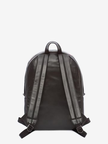 ALEXANDER MCQUEEN Black Rib Cage Backpack Backpack U d