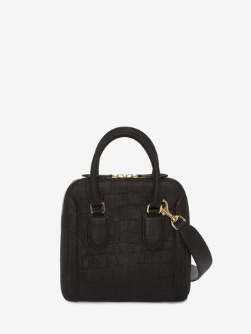 ALEXANDER MCQUEEN Medium Heroine Cross Body Satchel D d