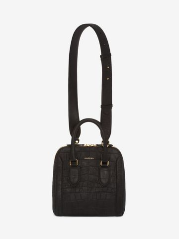 ALEXANDER MCQUEEN Medium Heroine Cross Body Satchel D e