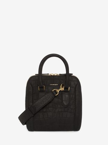 ALEXANDER MCQUEEN Medium Heroine Cross Body Satchel D f