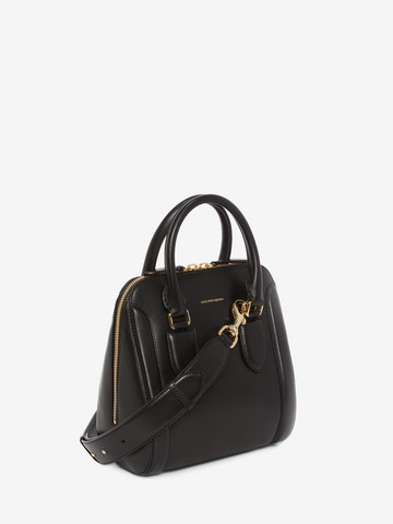 ALEXANDER MCQUEEN Medium Heroine Cross Body Satchel D r