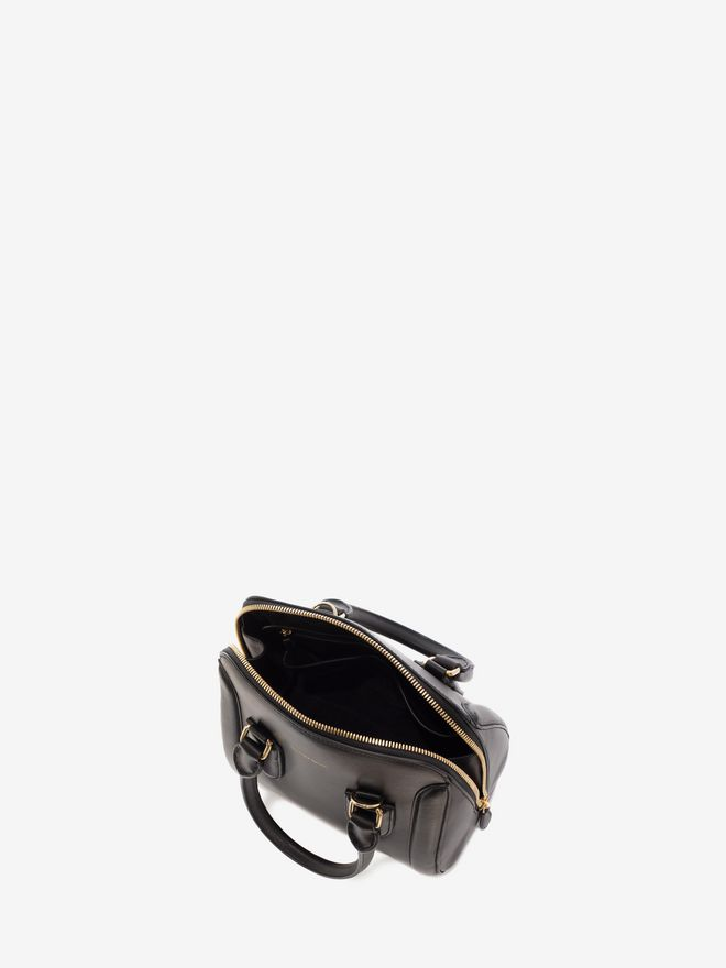 ALEXANDER MCQUEEN Small Heroine Cross Body Satchel D a