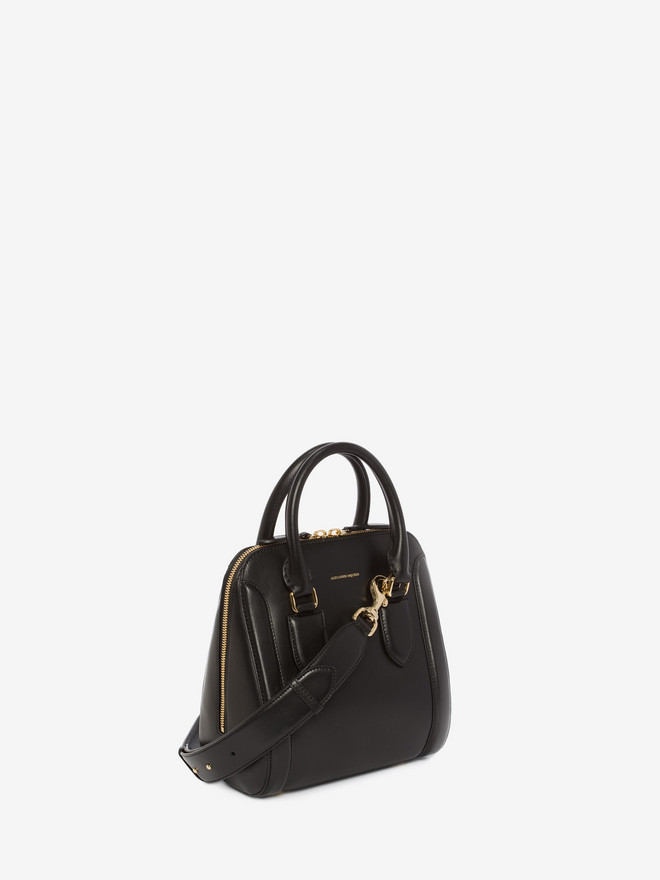 ALEXANDER MCQUEEN Small Heroine Cross Body Satchel D r