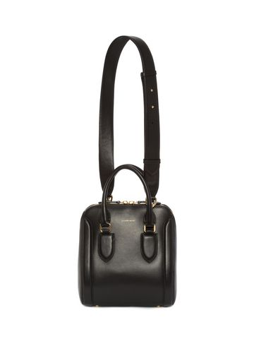 ALEXANDER MCQUEEN Small Heroine Cross Body Satchel D e