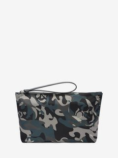 Camouflage Medium Pouch