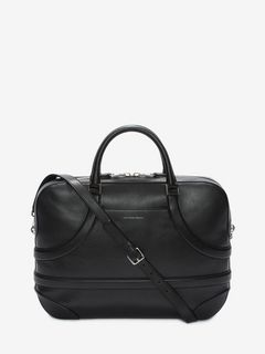 Calf Leather Harness Briefcase