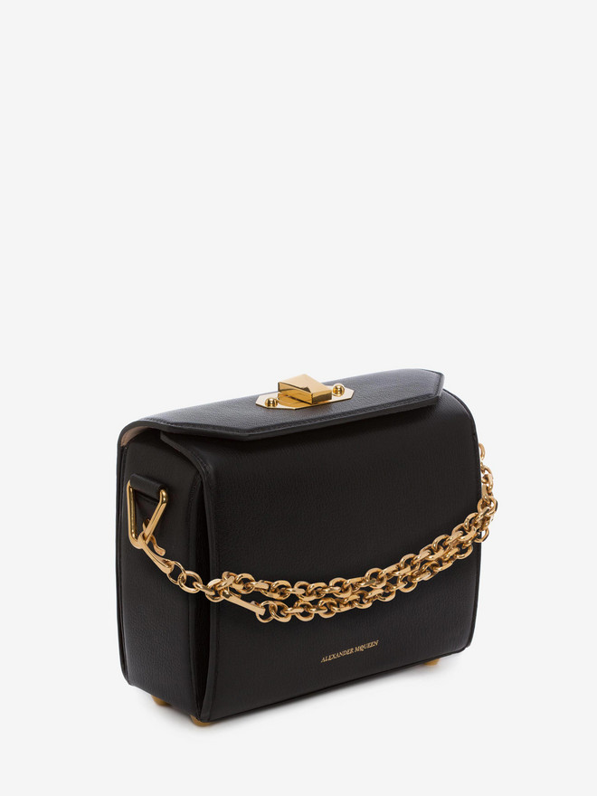 ALEXANDER MCQUEEN Box Bag 19 19 BOX BAG Woman r