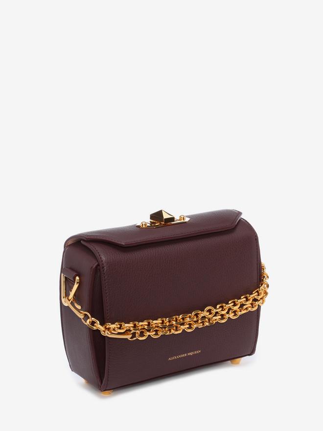 ALEXANDER MCQUEEN Box Bag 19 19 BOX BAG D r