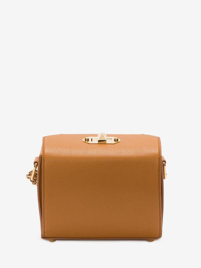 ALEXANDER MCQUEEN Box Bag 19 19 BOX BAG D d