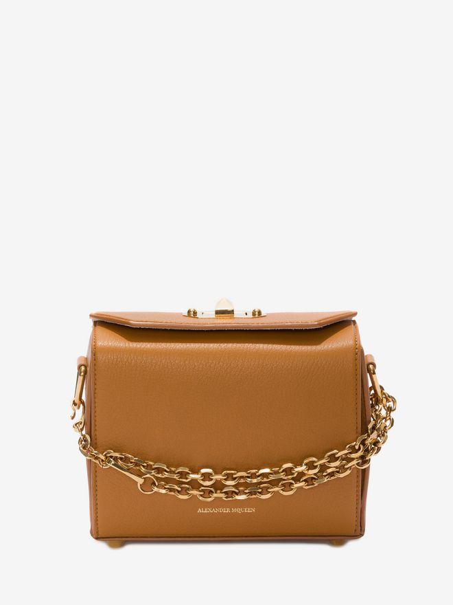 ALEXANDER MCQUEEN Box Bag 19 19 BOX BAG Woman f