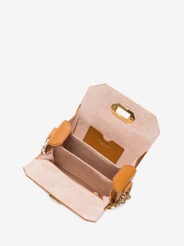 ALEXANDER MCQUEEN Box Bag 19 19 BOX BAG D e