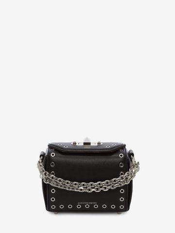 ALEXANDER MCQUEEN Box Bag 16 16 BOX BAG Woman f ...