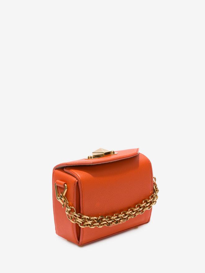 ALEXANDER MCQUEEN Box Bag 16 16 BOX BAG D r