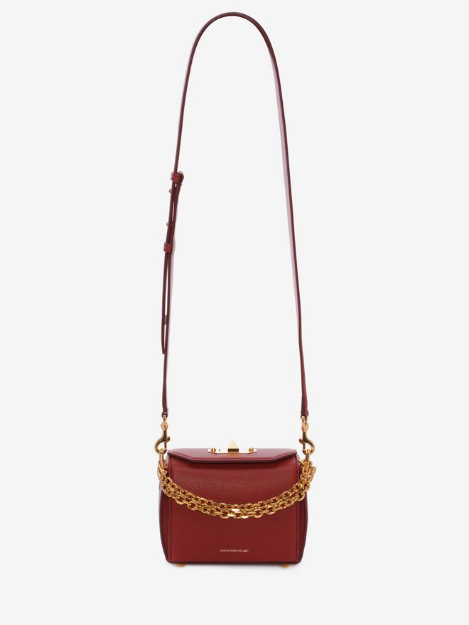 ALEXANDER MCQUEEN Box Bag 16 16 BOX BAG Woman a