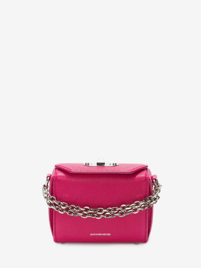 ALEXANDER MCQUEEN Box Bag 16 16 BOX BAG Woman f