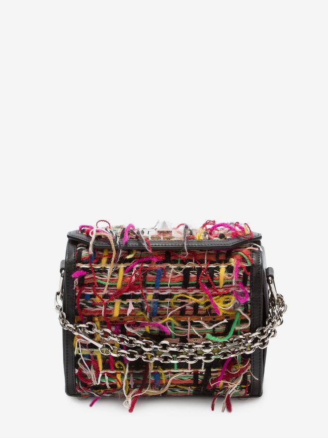 ALEXANDER MCQUEEN Box Bag 19 19 BOX BAG D f