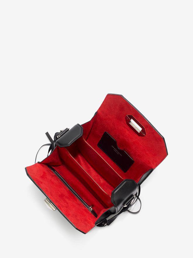 ALEXANDER MCQUEEN Box Bag 19 Fringe Box Bag D a