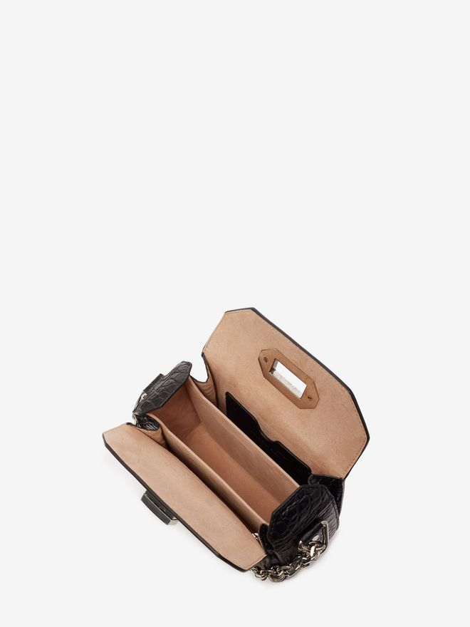 ALEXANDER MCQUEEN Box Bag 16 SAC BOX 16 Femme e