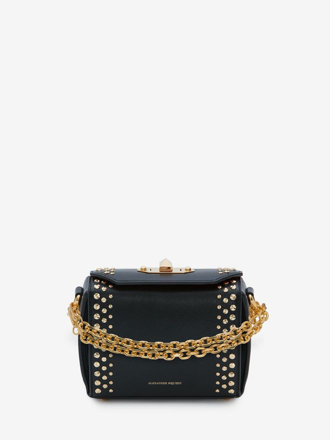 ALEXANDER MCQUEEN Box Bag 16 16 BOX BAG Woman f