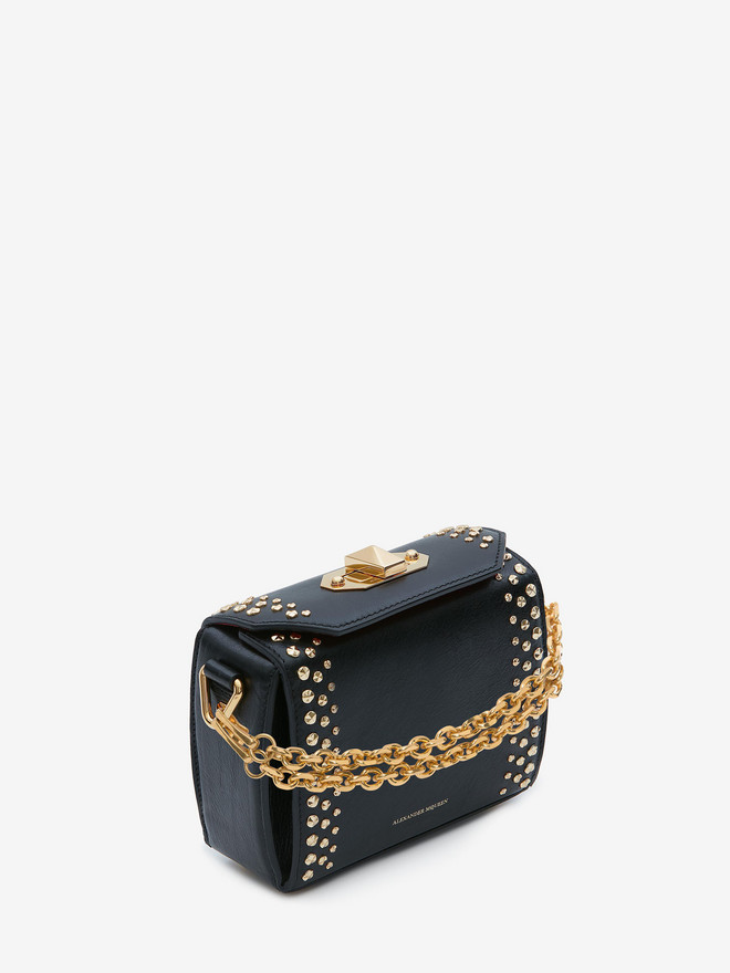 ALEXANDER MCQUEEN Box Bag 16 16 BOX BAG Woman r
