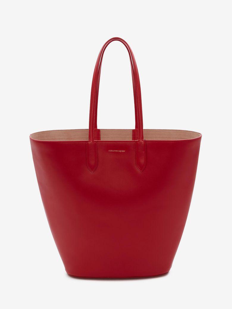 MEDIUM BASKET BAG