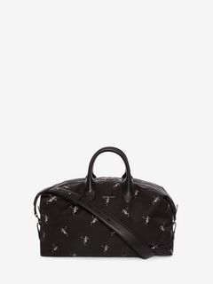 """Dancing Skeleton"" Medium Holdall"