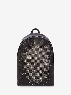 ALEXANDER MCQUEEN Backpack U Exploded Studded Skull Backpack f