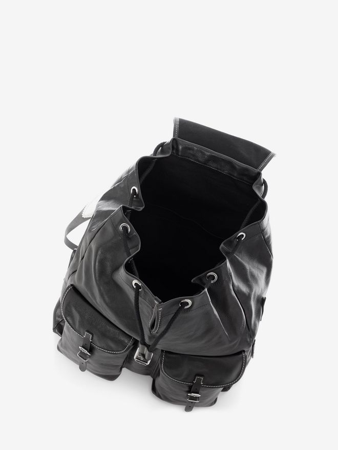 ALEXANDER MCQUEEN Small Hiking Backpack Backpack U e