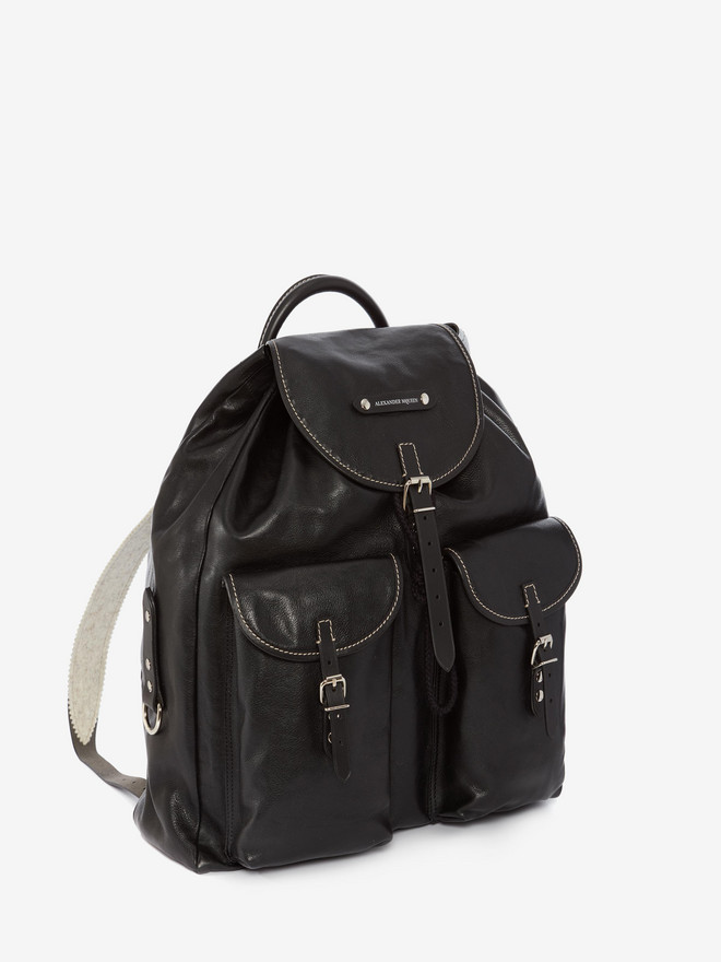 ALEXANDER MCQUEEN Small Hiking Backpack Backpack U r