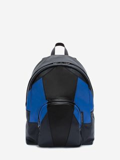 ALEXANDER MCQUEEN Backpack Man Small Patchwork Backpack f