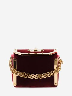 ALEXANDER MCQUEEN 19 BOX BAG Woman Box Bag 19 f
