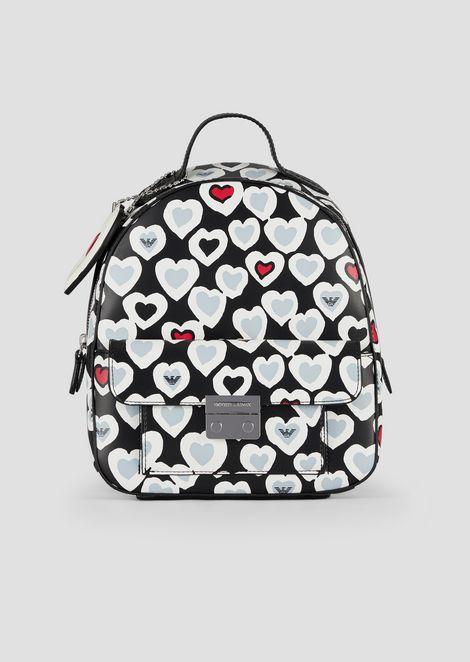 ca22ce634b0 Backpack   Woman   Emporio Armani