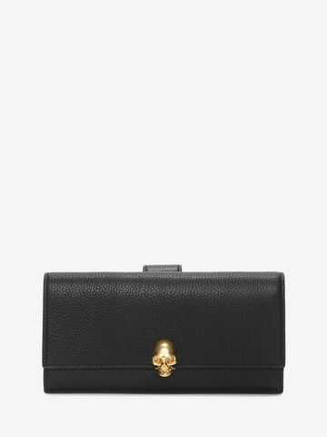 Continental Skull leather shoulder bag Alexander McQueen cHNfK