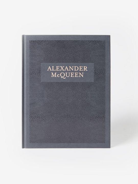ALEXANDER MCQUEEN Book Woman Alexander McQueen f