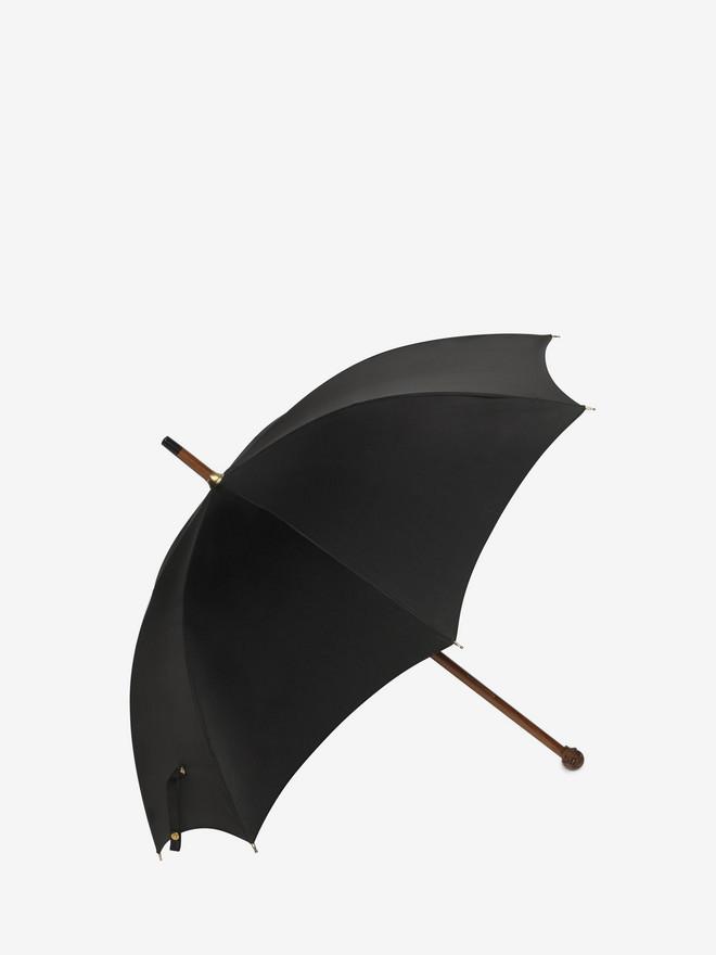 ALEXANDER MCQUEEN Wooden Skull Umbrella Umbrella Man r