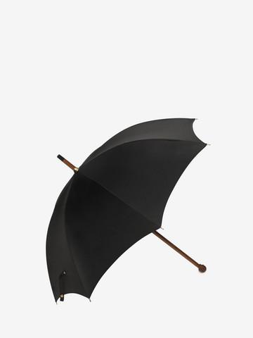 ALEXANDER MCQUEEN Wooden Skull Umbrella Umbrella U r