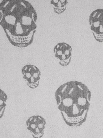 ALEXANDER MCQUEEN Big Skull Cape Cape D e