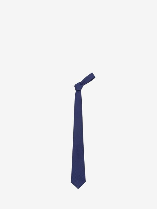 ALEXANDER MCQUEEN 领带 U 纯色 Grenadine 领带 f