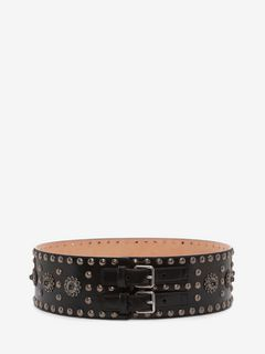 Embellished Waist Belt
