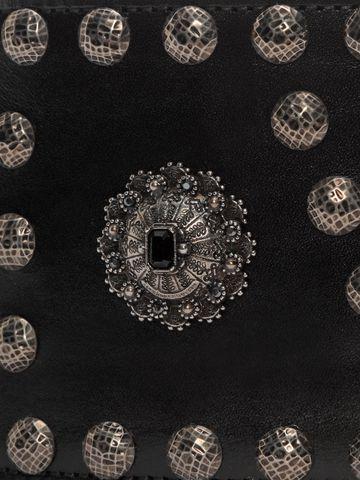 ALEXANDER MCQUEEN Embellished Waist Belt Belt D e