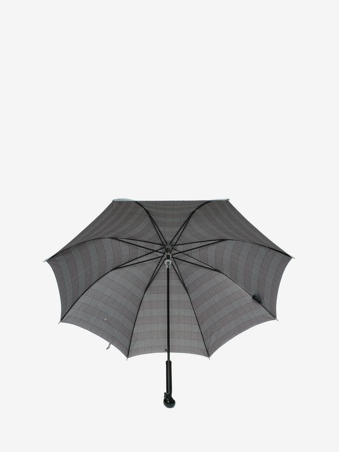 ALEXANDER MCQUEEN Prince of Wales Umbrella Umbrella Man d