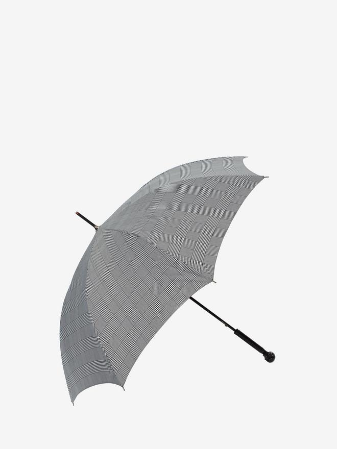 ALEXANDER MCQUEEN Prince of Wales Umbrella Umbrella Man r