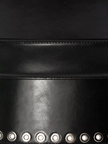 ALEXANDER MCQUEEN Studded Corset Belt Belt D d