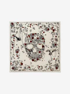 Pearl Skull Shawl
