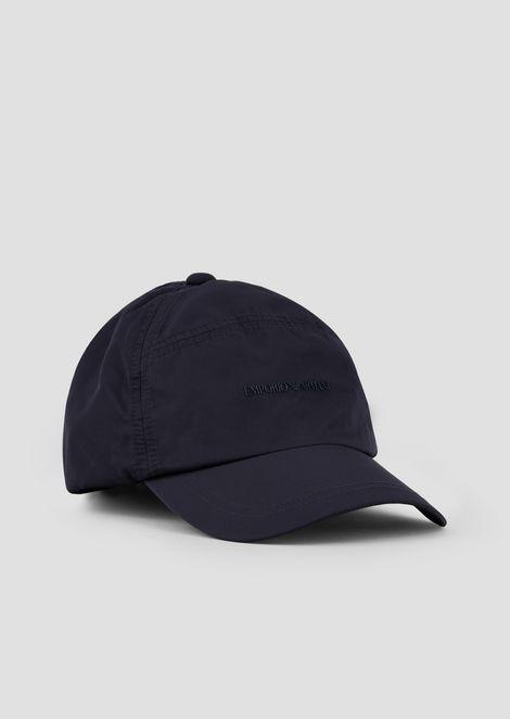 c38d0cbec93eb0 Baseball cap with tone-on-tone logo | Man | Emporio Armani