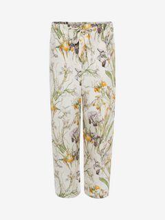 ALEXANDER MCQUEEN Pants D Wild Iris Pajama Pants f