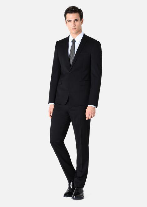Clothing, Shoes & Accessories Mens Armani Black Suit