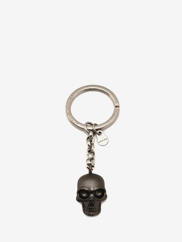 ALEXANDER MCQUEEN Skull Keyring Keyring U f