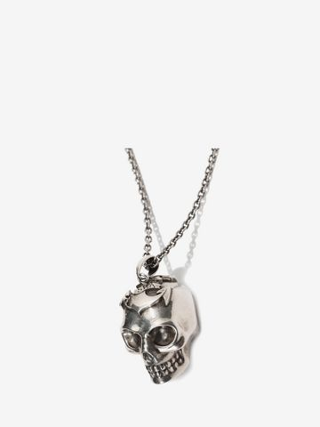 Alexander mcqueen star and skull pendant alexander mcqueen star and skull pendant d mozeypictures Images