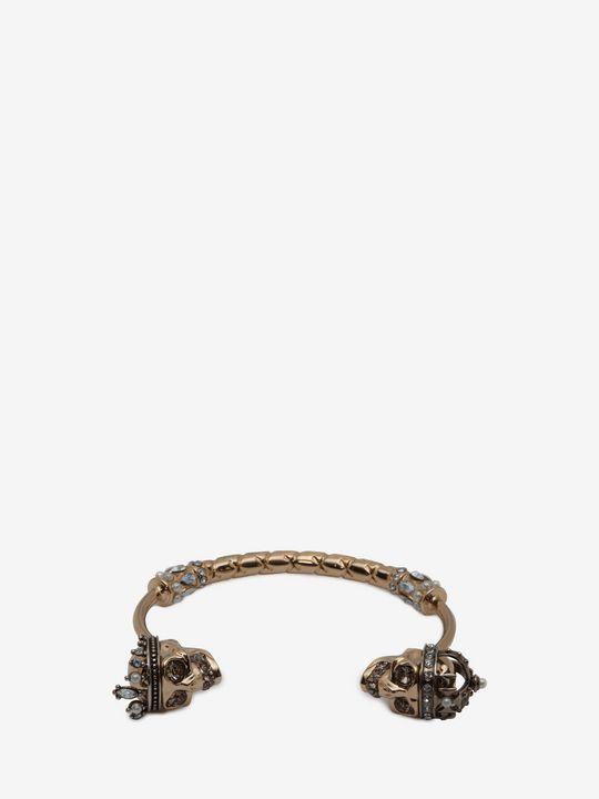 ALEXANDER MCQUEEN Bracelet Woman King and Queen Bracelet f